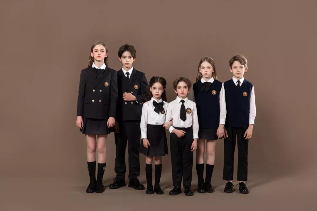 【展商速递】迈凯斯顿,专注高端贵族校服园服设计生产